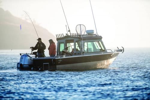 Honda 225 HP Deniz Motoru – BF225 – V6 – Allied Boats 01