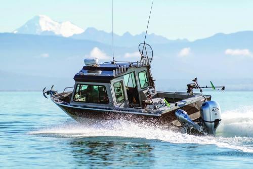 Honda 225 HP Deniz Motoru – BF225 – V6 Allied Boats 02