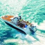 Honda 225 HP Deniz Motoru – BF225 – V6 Salt 01