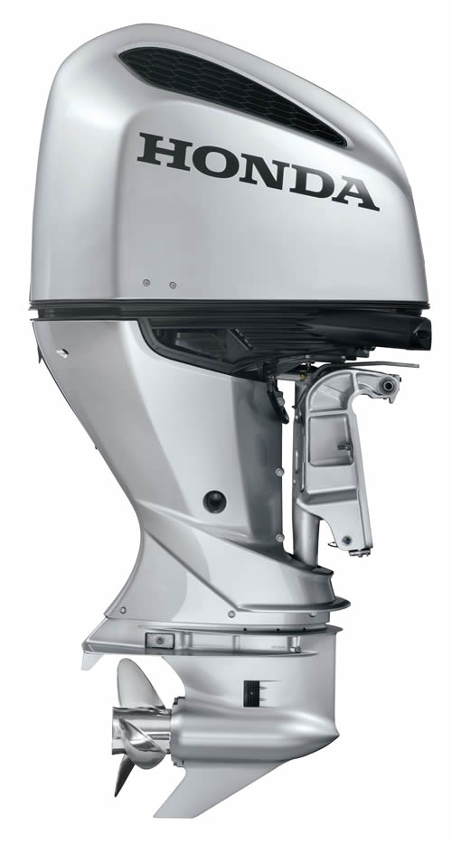 Honda 250 HP Deniz Motoru – BF250 – Sol Profil