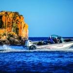 Honda 250 HP Deniz Motoru – BF250 – V6 – Alumacraft 3