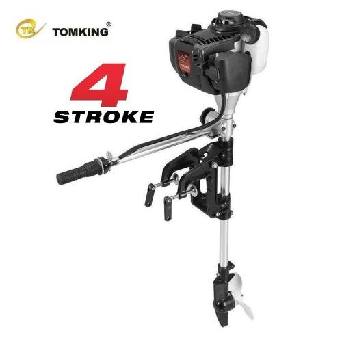 Tomking 2019 Model 1.5 Hp 4 Zamanlı Kısa Şaft Motor – TK140FB2019 – 02