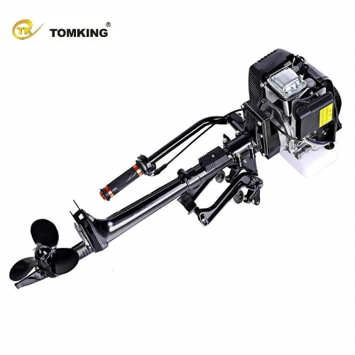 Tomking 4 Hp 4 Zamanlı Pro Şaft Motor – TK144FC – 5